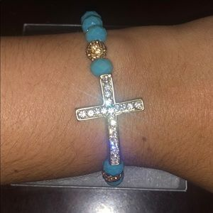 Beaded bracelet brand new! With tag